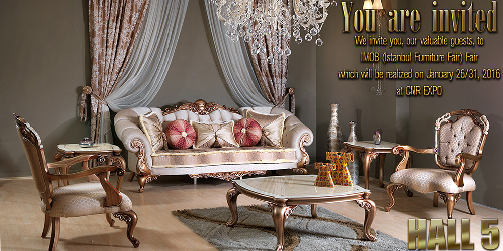 Mobsad Will Exhibit Luxury Furniture In Imob 2017