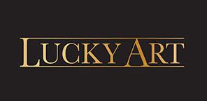 Lucky Art Logo